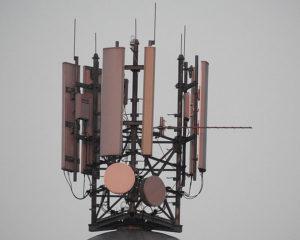 EMF-Funk Mast