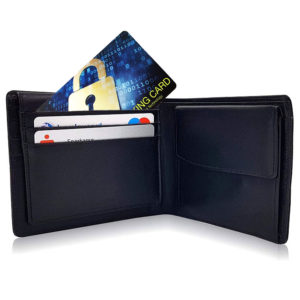 rfid blocker card