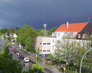 Handy-Strahlung in Wohnsiedlung