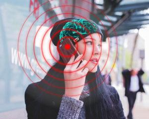 Strahlung beim Telefonieren mit dem Handy