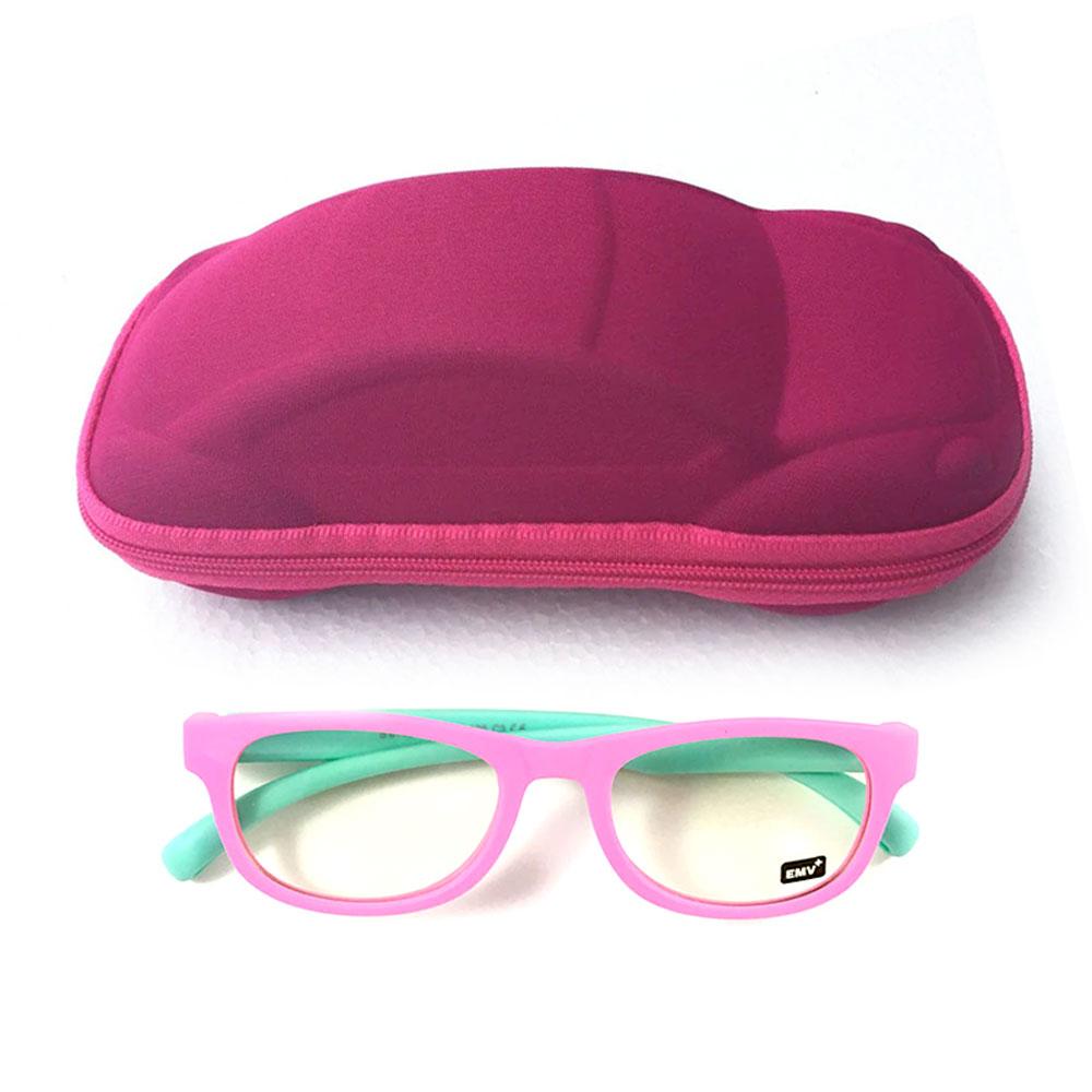 ADE WU Kinderbrille Ohne St/ärke Blaulichtfilter Rechteckig Brillenfassung Anti Blaulicht Brillen TR90 Anti M/üdigkeit Brillengestell f/ür M/ädchen und Jungen