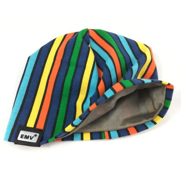Elektromagnetische Strahlen abschirmende Mütze