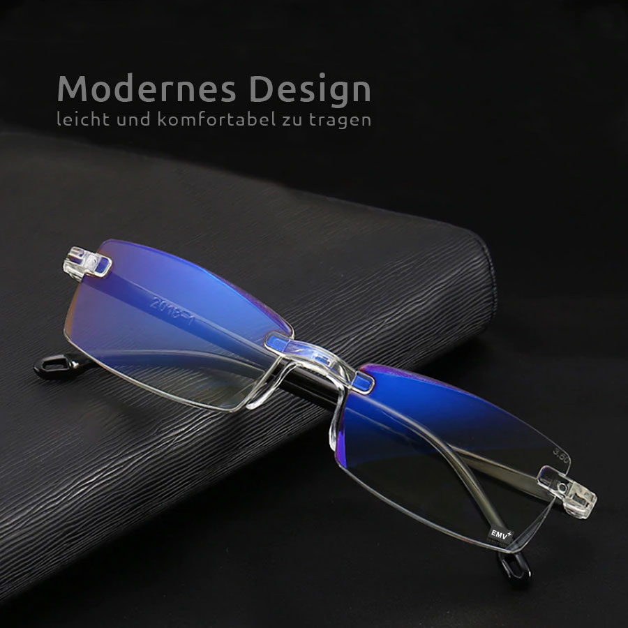 Reading Glasses with Anti Blue Light Filter   EMV+