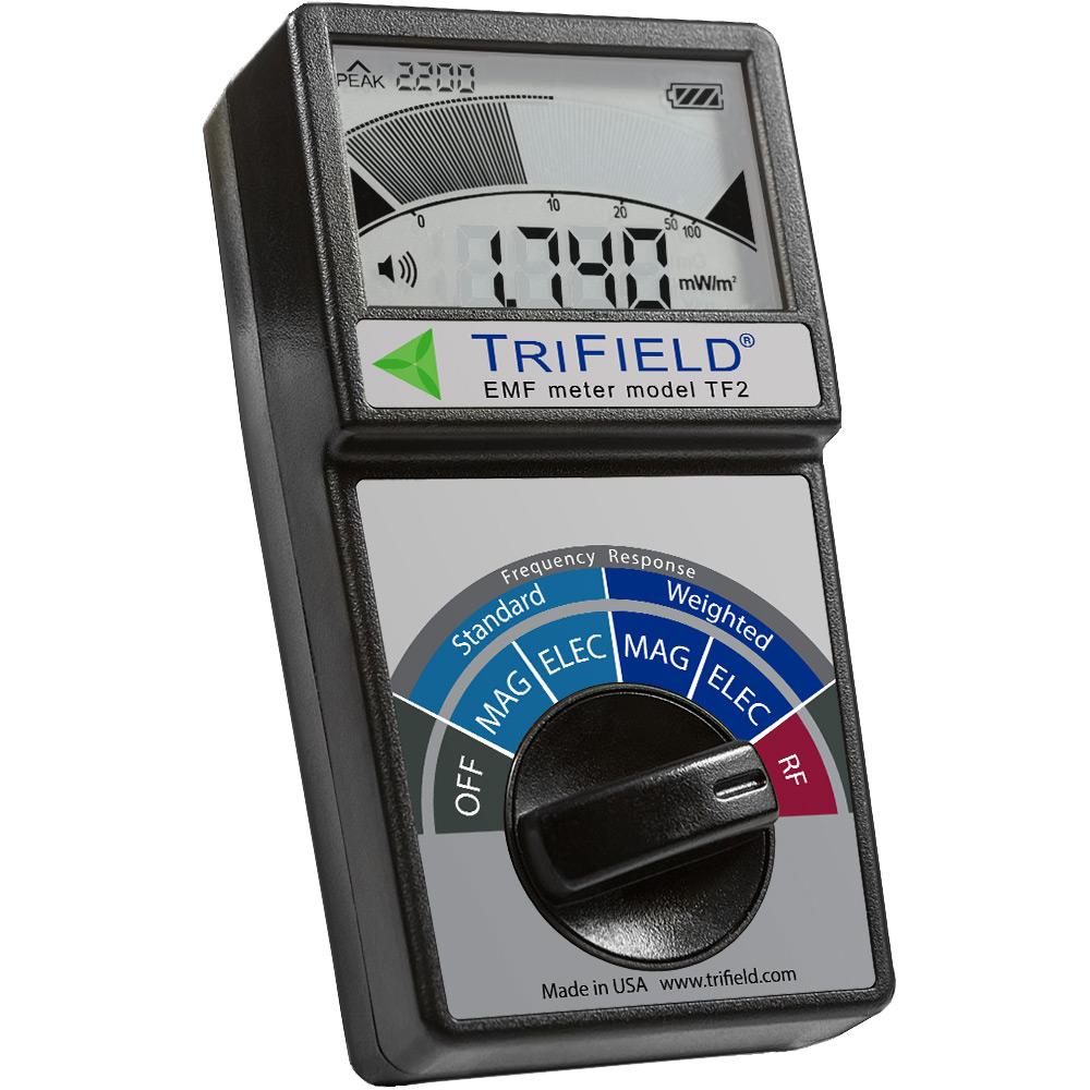 Trifield TF2 Messgerät für HF/NF