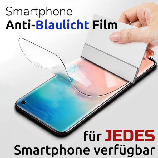 Antiblaulicht-Film-Smartphone-alle